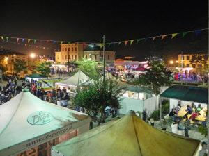 piazza di torri di quartesolo festa dell'arna