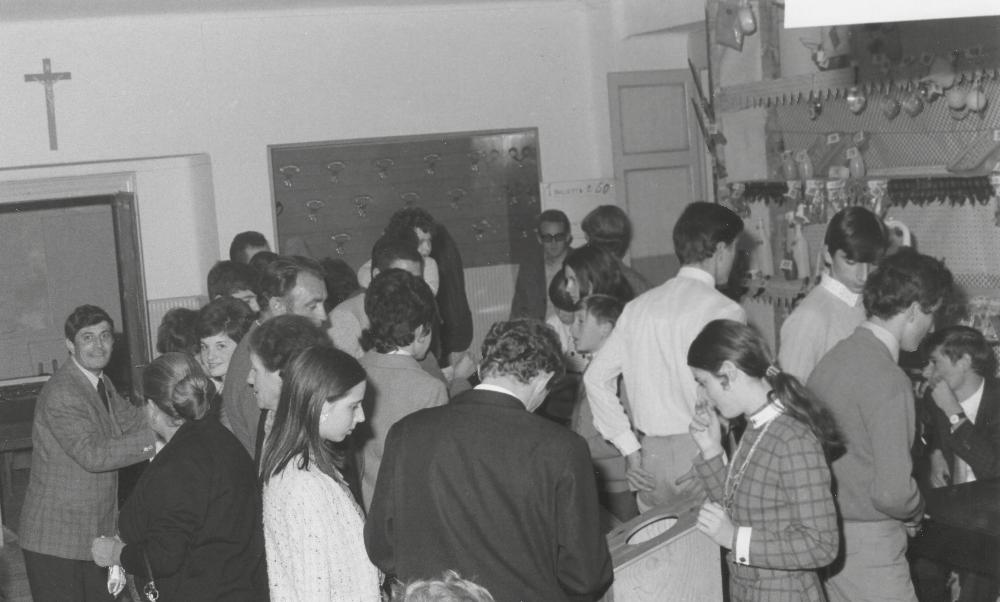 Sagra del Rosario di Torri di Quartesolo nel 1968